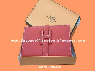 Fasya Collection Dompet Pasport fasya collection dompet hermes 004