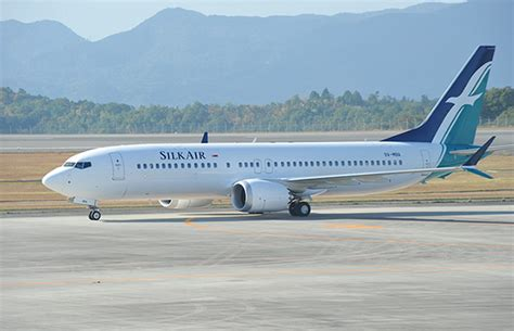 Of Michigan Mba In Aviation by シルクエアー 日本初の737 Max定期便 広島 シンガポール 週3往復