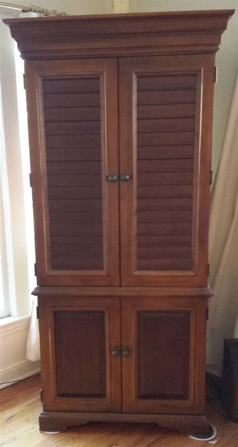 armoire media cabinet hooker media cabinet entertainment center armoire marshall