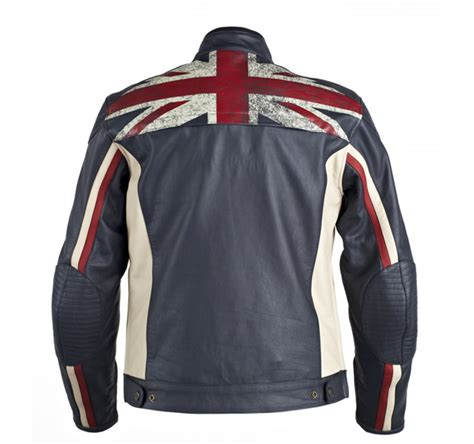 Englische Motorradjacke by Triumph Unionjackets Motorrad News