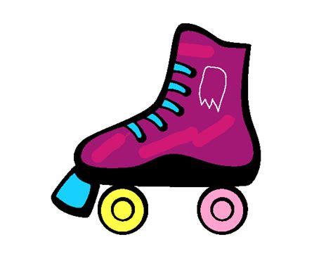 imagenes de soy luna los patines dibujo de los patines de soy luna pintado por en dibujos