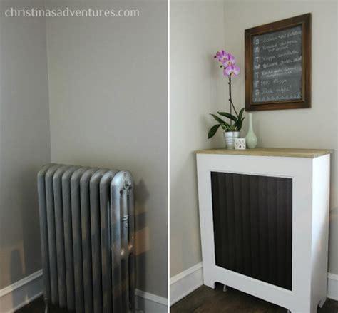 diy radiator covers diy radiator cover genius bob vila