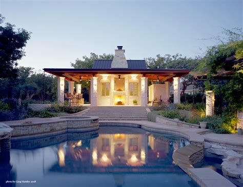 build a pool house pool house contemporary pool