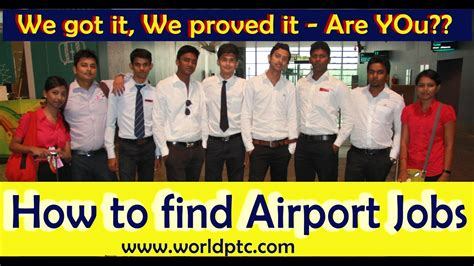 cabin crew vacancies how to get jobs in airline airport ground staff jobs