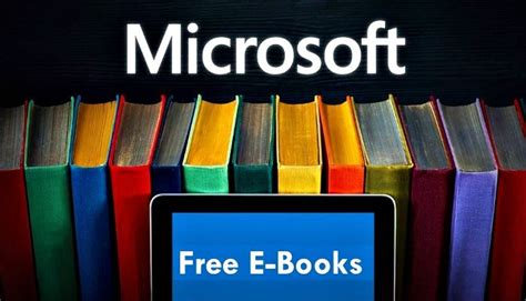 Microsoft Ebook Giveaway - giveaway download millions of free microsoft e books http debuglies com