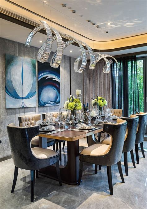 variety  gorgeous lighting  luxurious dining rooms   enjoy  eating roohome