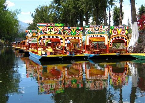 The Floating Gardens Of Xochimilco floating gardens of xochimilco mexico city mexico