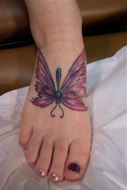 Information Technology Butterfly Foot Tattoos Butterfly Tattoos Designs On Foot