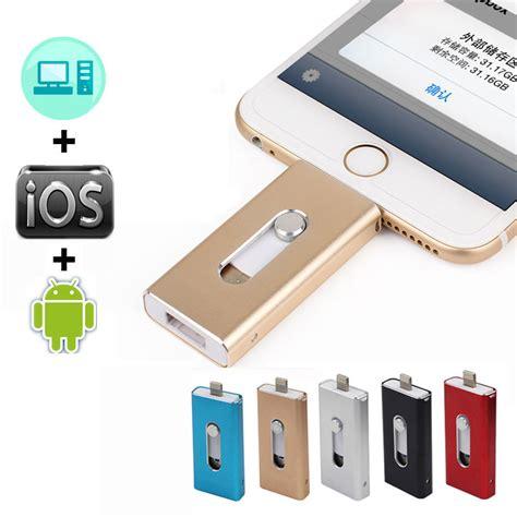 iphone jump drive otg usb flash drive for iphone x 8 7 7 plus 6s 6s plus 5 5s se metal pendrive hd memory