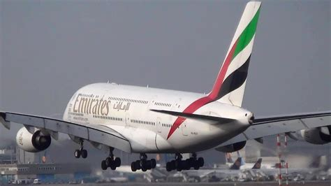 frankfurt airport plane spotting a380s b777 and 747 a340 and more