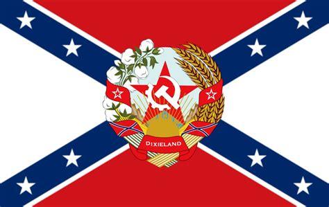 socialist confederal republic of dixieland by columbiansfr