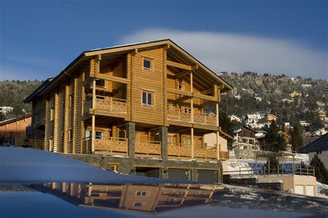 chalet les angles sealhulgas fotod booking