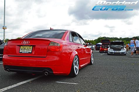 Audi A4 Getunt by Beginners Guide To Modifying A B6 A4 Modded Euros