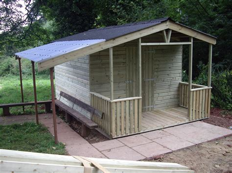 pin lean to shed plans how build a prlog on