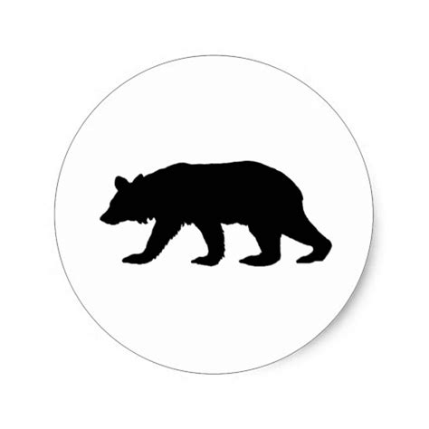 Animal Toilet Paper Holder by Black Bear Silhouette Pictures To Pin On Pinterest Pinsdaddy