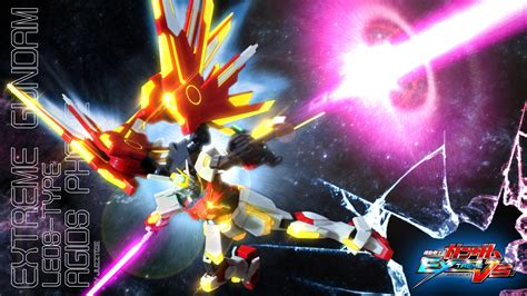 gundam extreme wallpaper extreme gundam leos type agios phase by juzztize on deviantart