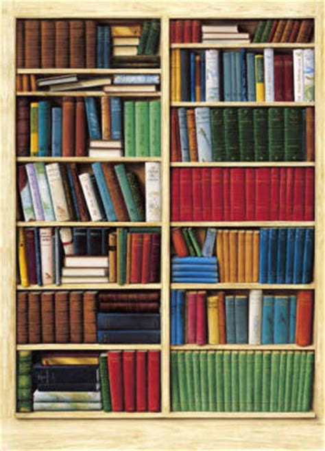 bibliotheque bookshelf 401 mural wallpapers and