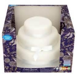 wedding cake asda asda special 3 tier occasion fruit cake cakes cake topper fruit cakes