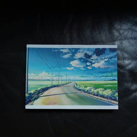 The Art Of Makoto Shinkai A Sky Longing For Memories
