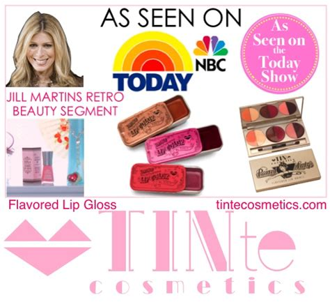 Lipgloss Martin 11 best tinte on the today show images on lip