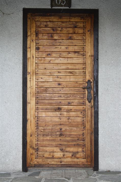 Exterior Door Wood Home Entrance Door Exterior Doors Wood
