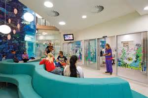 Aquarium Interior Design Nature Inspired Design The Royal Children S Hospital In