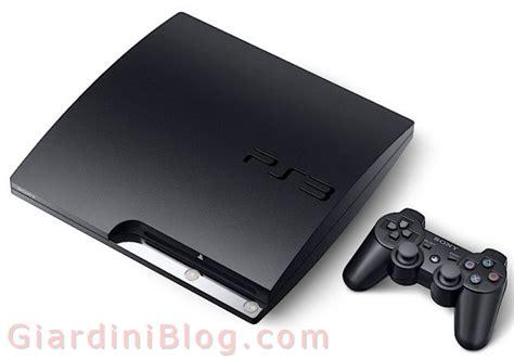 console playstation 3 prezzo playstation 3 slim prezzo foto e nuove caratteristiche