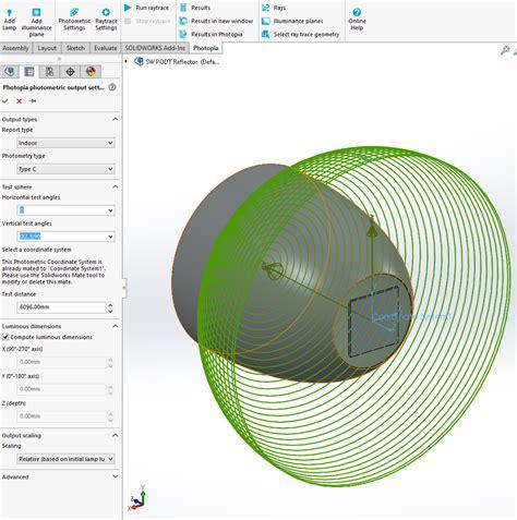 tutorial design review photopia tutorial 183 design a cob led reflector