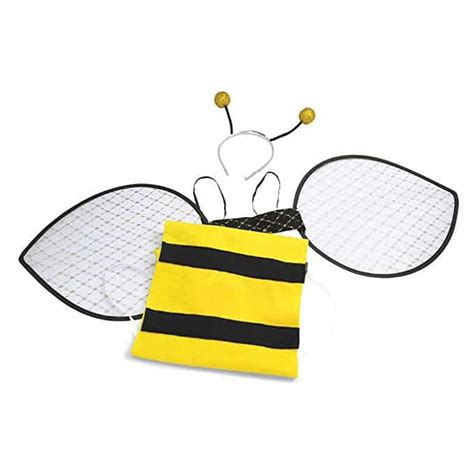 Bee Set by Bumble Bee Set Black Yellow Adults Bumble Bee Set