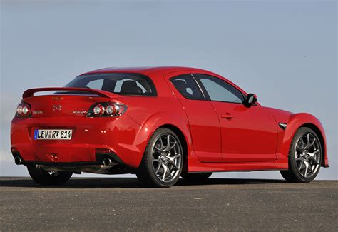 mazda rx8 specifications 2008 mazda rx 8 r3 specifications photo price