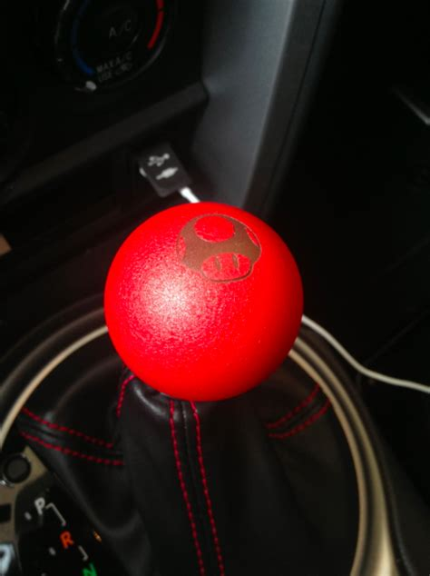 Flossy Shift Knob Brz by Shift Knob Post Yours Page 27 Scion Fr S Forum