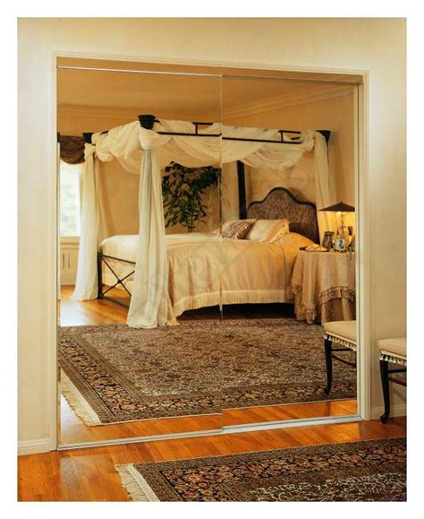 Home Decor Innovations Closet Doors by Home Decor Innovations 24 2703 Frameless Prism Mirror Door