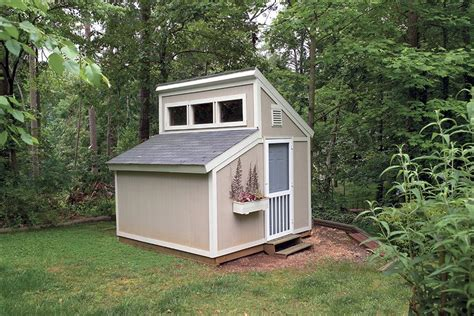 garden shed with clerestory shed alp 05kb chatham