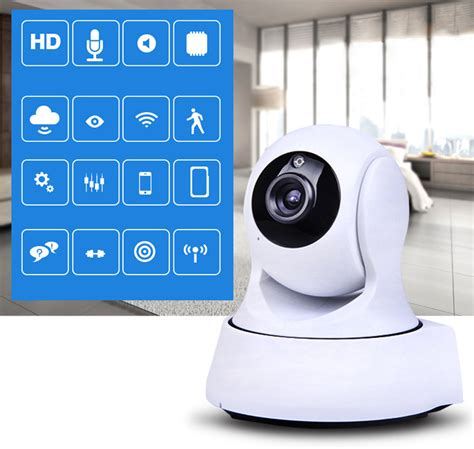 home security ir cut vision ip wireless