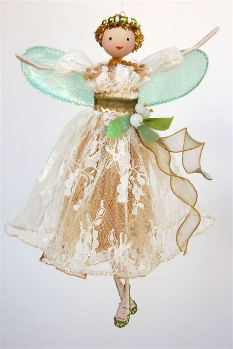 halinkas fairies christmas decorations emilee s fairies