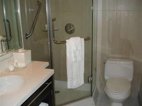 bathroom times square spotless room shame about the bed picture of