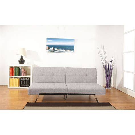 sofa bed shopping jacksonville ash premium fabric foldable futon sleeper