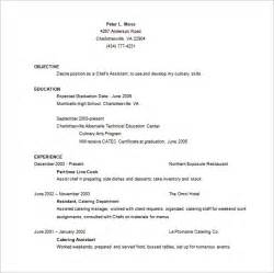 chef resume templates chef resume template 12 free word excel pdf psd