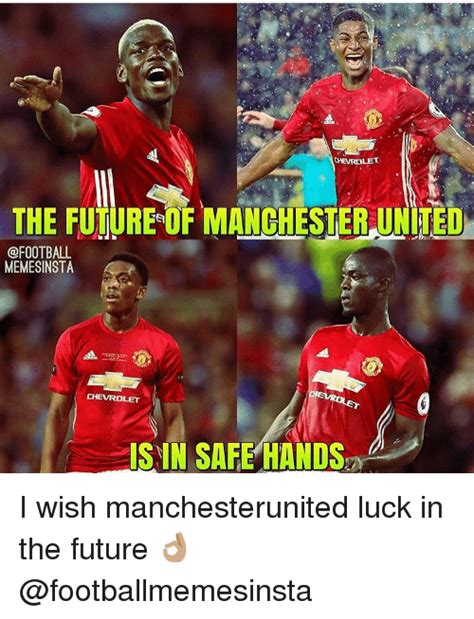 Mu Memes - funny future manchester manchester united and soccer