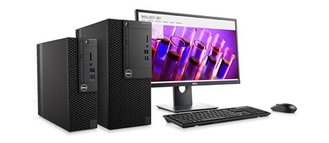Desktop Dell Optiplex 3050sff optiplex 3050 tower and small form factor dell united states