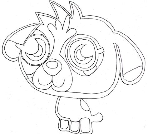 love monster coloring page kids in love with moshi monster coloring pages