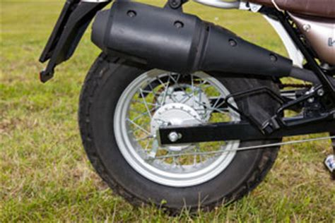 125ccm Motorrad Unterhaltungskosten by Suzuki Vanvan Testbericht