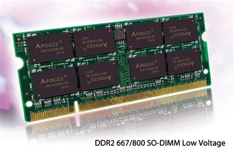 Ram Ddr2 Apogee chaintech introduce nuevas memorias ram ddr2 para port 225 tiles islabit