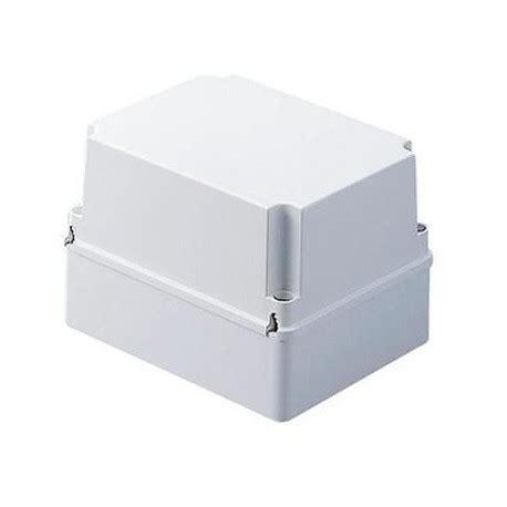cassette di derivazione gewiss cassetta derivazione pareti lisce coperchio alto ip56
