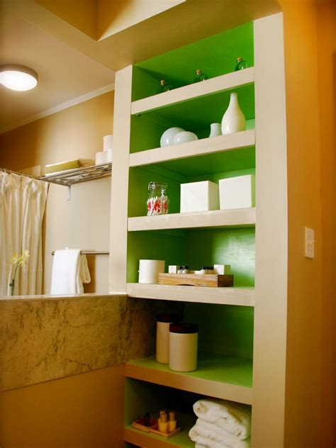 bathroom storage shelves bathroom organization diy