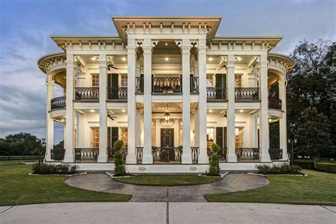 plantation home historic plantation house replica in tomball sees huge