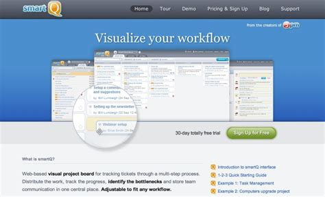 visualize workflow gigaom smartq helps you visualize your workflow