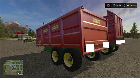 Marshalls Ls by Marshall Trailers V1 0 For Fs 17 Farming Simulator 17