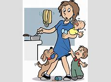 Baby Beaver Blog Clipart Stressed