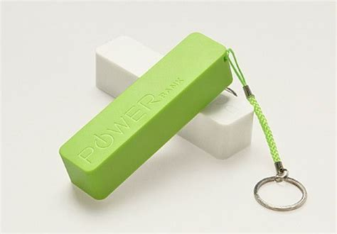 power bank small cheap power bank 2600mah mobile power bank with key chain